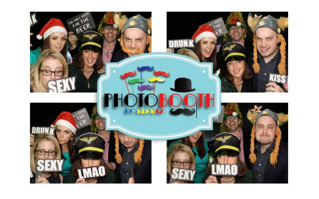 Petrecere photobooth corporate